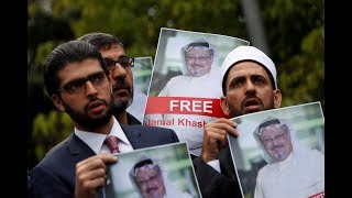Washington Post journalist Jamal Khashoggi has disappeared. Will the U.S. take a stand?