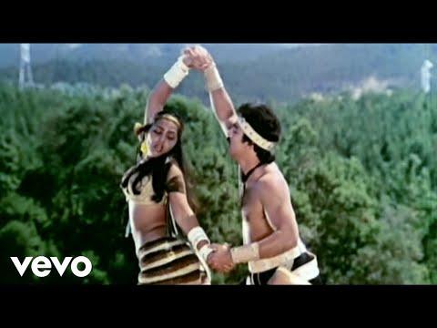 O Babuaa Yeh Mahua - Sadma   Silk Smitha   Kamal Haasan   Asha Bhosle