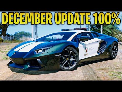 GTA Online - December Update 100% Happening, Police Variants Of Existing Cars + More (GTA Q&A)