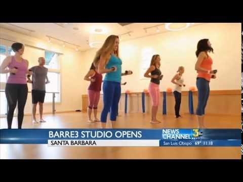 Barre3 Studio Opens in Santa Barbara