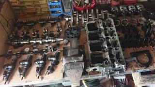 SEAT IBIZA CUPRA 6L 1.9 TDI 160HP - RESTAURATION MOTEUR COMPLET