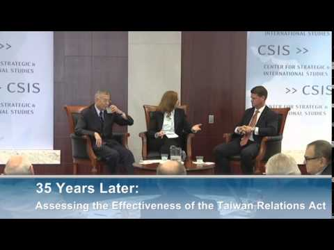 35 Years Later: Assessing the Effectiveness of the Taiwan Relations Act_Panel2