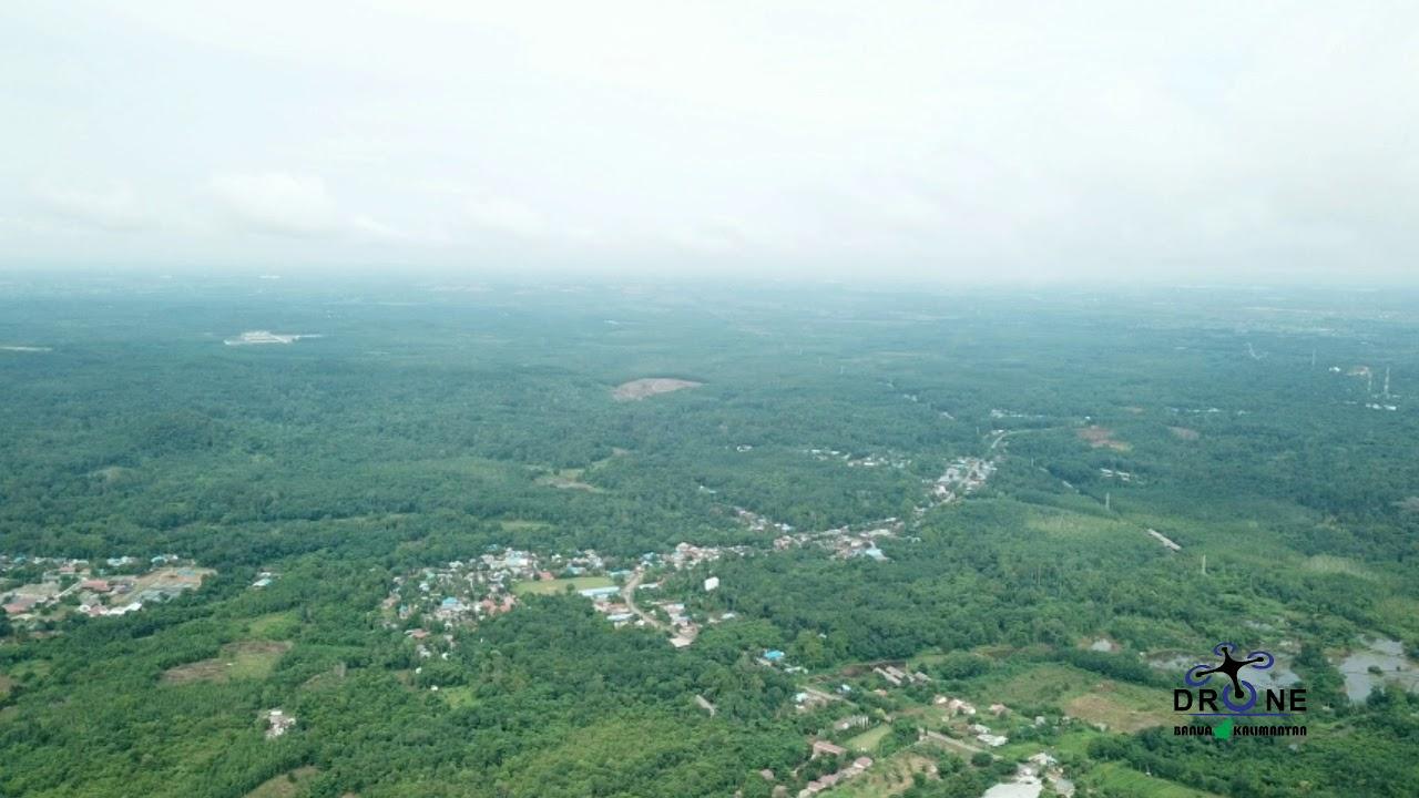 Bukit Manjai Destinasi Wisata Alam Yang Baru Dibuka Oleh Masyarakat Desa Mandiangin Timur Tepatnya D Youtube