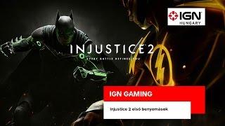 ign gaming injustice 2 első benyomsok