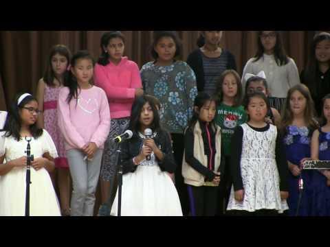 Walt Disney Elementary School - Disney Chorus Evening Performance