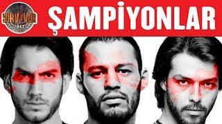 Survivor Tüm Şampiyonlar   2017, 2016, 2015, 2014...