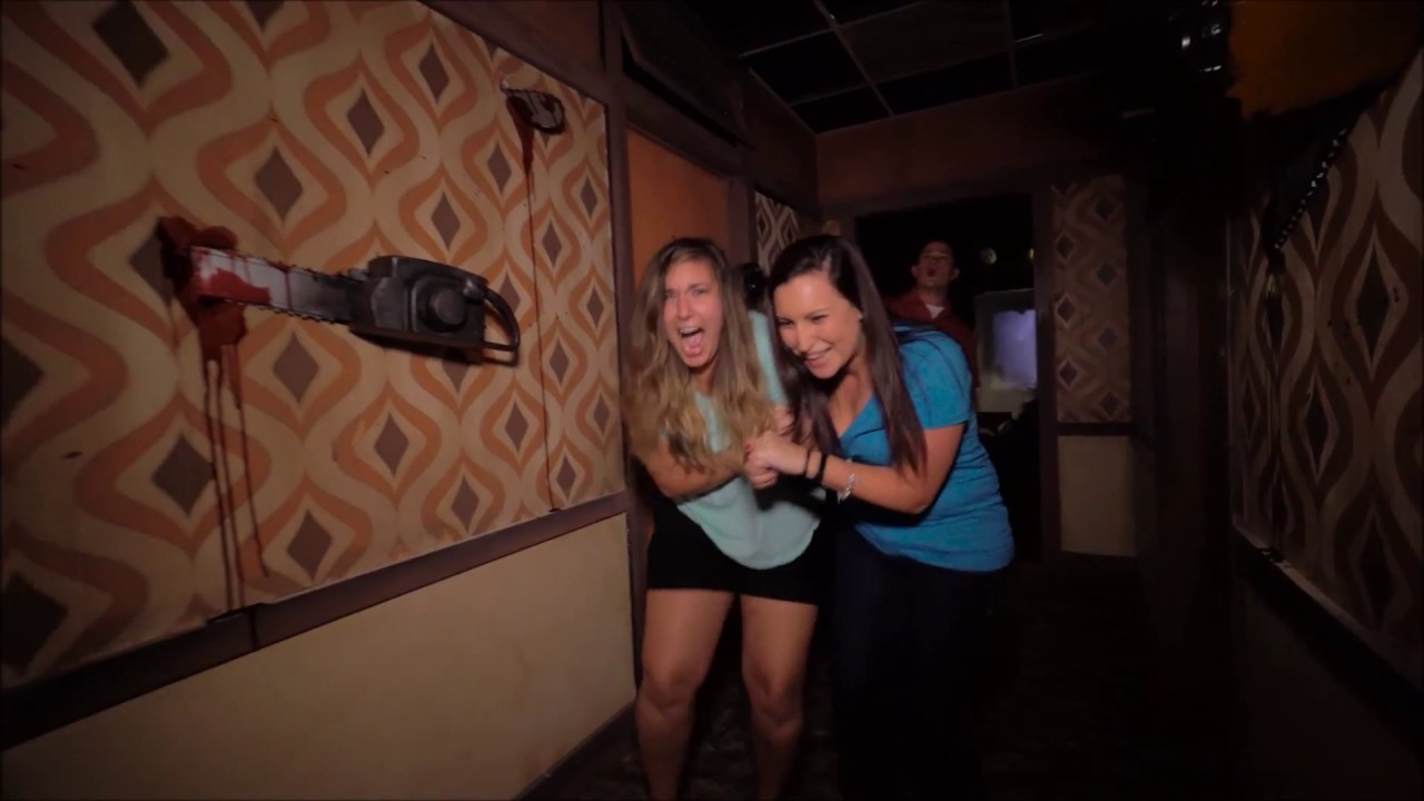 Howl O Scream 2017 Busch Gardens Tampa Youtube