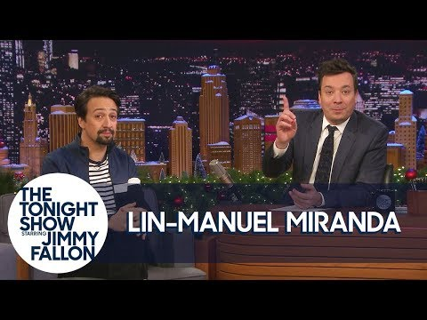 WIOD-AM Local News - 'Tonight Show' Hamilton Episode Will Air From Puerto Rico