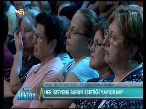 TV8 - CANIM DOKTOR - BURUN ESTETİĞİ