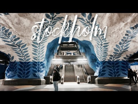 STOCKHOLM IN 100 SECONDS I lifestylena
