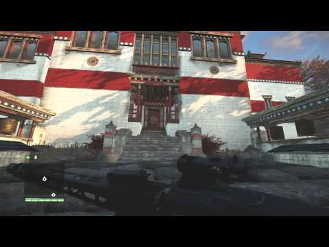 FarCry 4 access Royal Palace after game end
