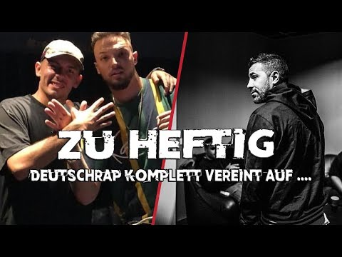 KMN GANG CAPITAL BRA & BUSHIDO alle machen feature mit LEVEL  Warum ????