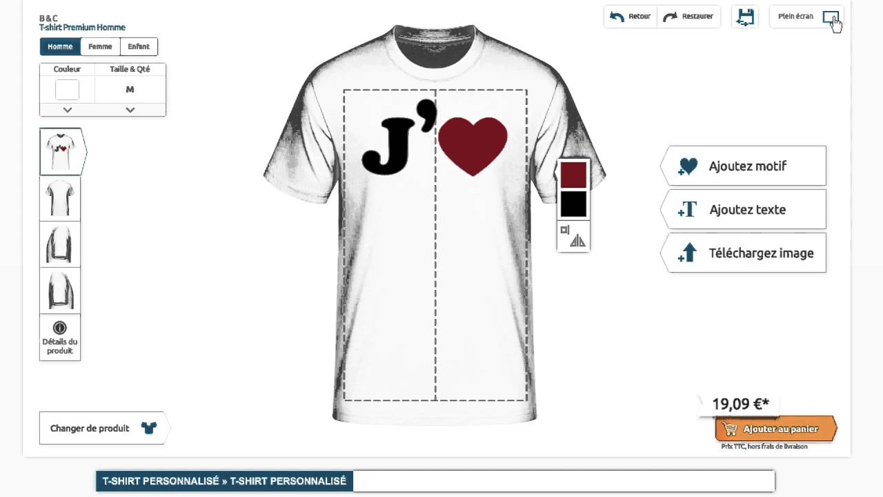 Comment créer un t-shirt personnalisé ? -