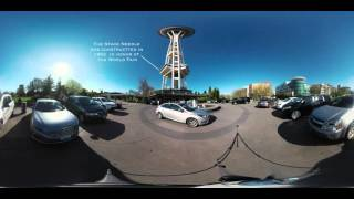 Seattle Tour in 360 4k!