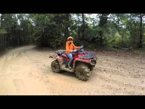 2016 Can Am 570 XMR Review PART 1 Of 2