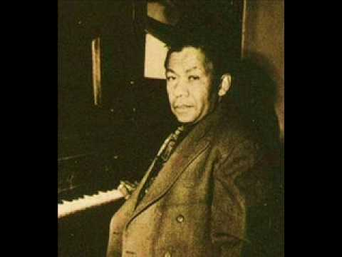 Pitchin' Boogie, CRIPPLE CLARENCE LOFTON, Blues Piano Legend