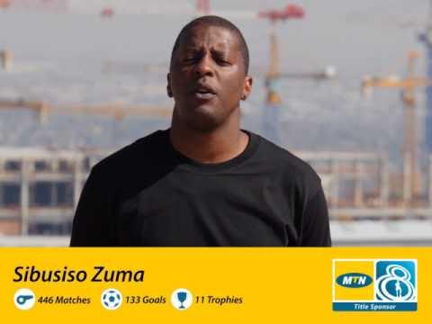 MTN8 Legends - Sibusiso Zuma