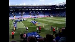 radamel falcao as monaco vs leicester city football club 27 july 2013
