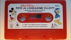 Musiikkisatu #21: Walt Disney - Pete ja lohikäärme Elliott (1985)