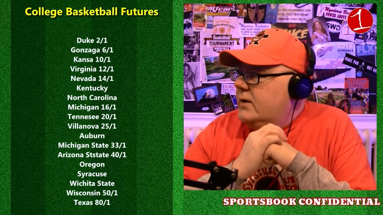 SPORTSBOOK CONFIDENTIAL: College Hoops Future (podcast)