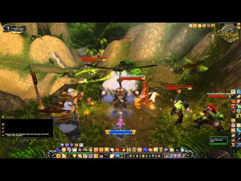 WoW: Cata (Alliance) Bwemba's Spirit Quest Chain 3 of 3, How To/WalkThrough