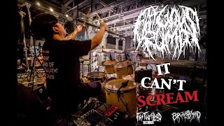 FATUOUS RUMP - It Can't Scream - KANE Live in Legacy Taichung 2021