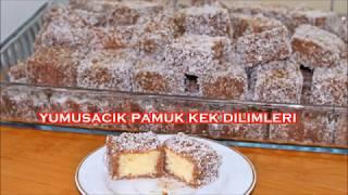 En pratik şekilde enfes lezzet || lokum kek