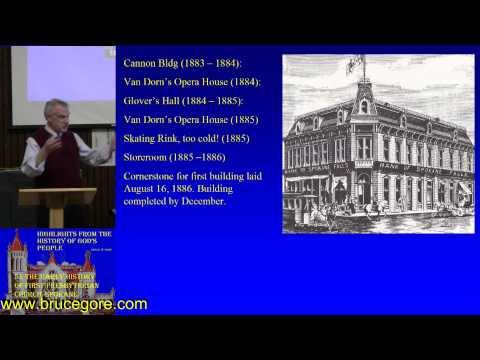 51. The Early History of First Presbyterian Church, Spokane