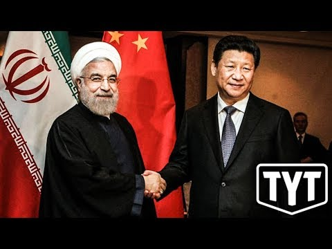 China And Iran Laugh In Trump's Face