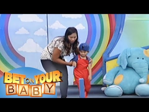 Bet On Your Baby: Baby Dome challenge with Mommy Ailyn and baby Allen