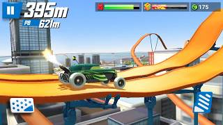 Hot Wheels: Race Off Level 2 MUSIC Gameplay Trailer ANDROID GAMES on GplayG
