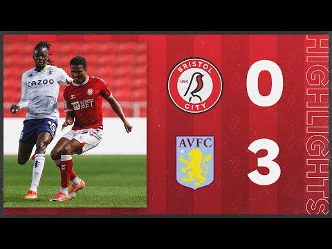 HIGHLIGHTS | Bristol City 0-3 Aston Villa