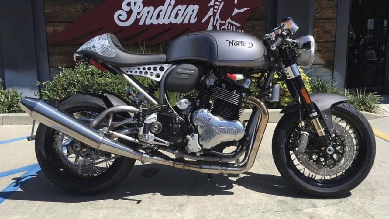 Indian Motorcycle Orange County >> New 2016 Norton® Dominator Motorcycle For Sale in Orange ...