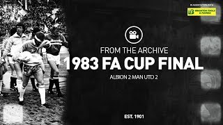 1983 FA Cup Final Highlights