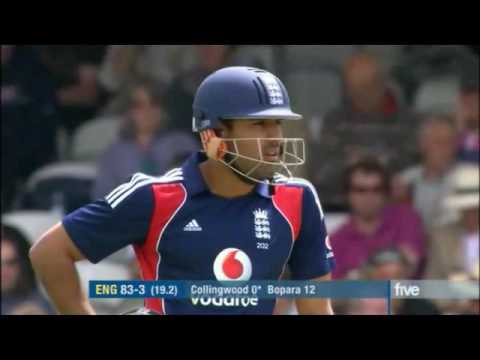 England vs New Zealand - 4th ODI 2008 (The Oval)