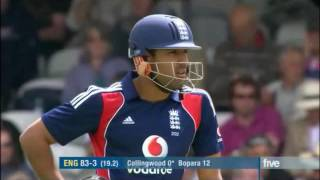 England vs New Zealand - 4th ODI 2008 (The Oval)