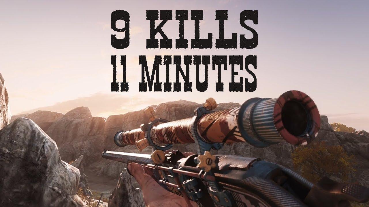 Download Hunt: Showdown   Intense 9 Kills in 11 Minutes