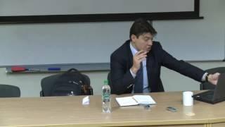 А.А. Сотниченко - Лекция 1. Основные концепции развития современного мира и религия