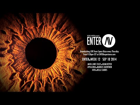 ENTER.AV Ibiza Week 12 (September 18 2014)