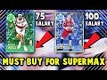 NBA 2K18 MyTEAM TOP 5 MUST BUY OVERPOWERED PLAYERS TO DOMINATE SUPER MAX!! (ROUND 2)