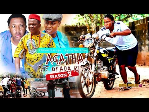 Agatha The Okada Rider [Part 2] - 2015 Latest Nigerian Nollywood Movies