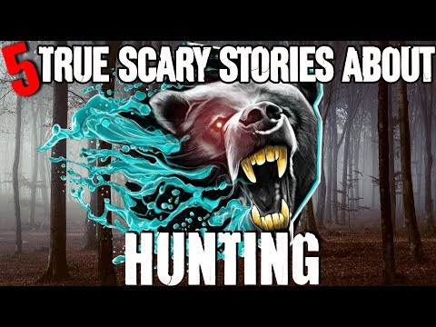 5 REAL Hunting Horror Stories!