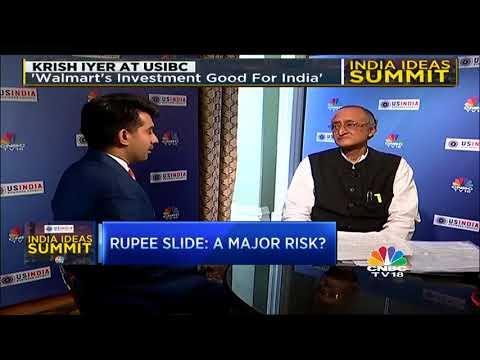 Amit Mitra At USIBC's India Ideas Summit