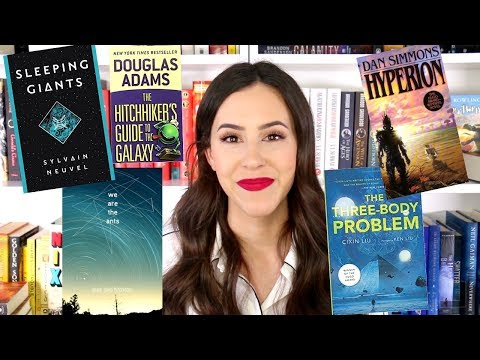 TRY A CHAPTER TAG || SCI FI BOOK EDITION