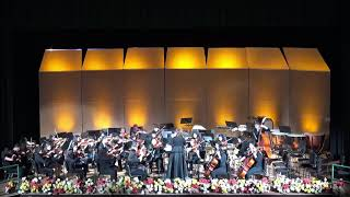 Finale From Sym No. 2 in C Maj performed by the Lane Tech Symphony Orchestra - Spring 2019 Concert