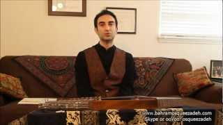 Eps. 2 - Santur Begining Online Lessons (Music Theory Cont.) | آموزش مقدماتی سنتور
