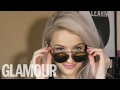 London Fashion Week Essentials with Victoria Magrath from Inthefrow | At Home With | Glamour UK