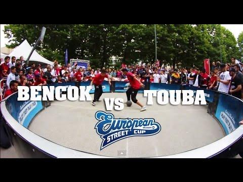 European Panna Championship 2014 FINAL 1vs1: Soufiane Bencok vs Ilyas Touba
