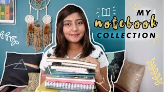MY STATIONERY COLLECTION (watch if you're a notebook lover!) ❤