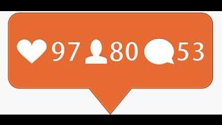 Instagram Takipçi Arttirma - 2016 NEW 100%
